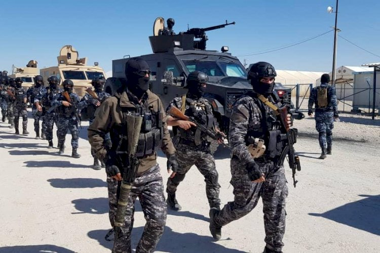 Selahaddin ve Diyala'da IŞİD'e baskın: 3 terörist yakalandı