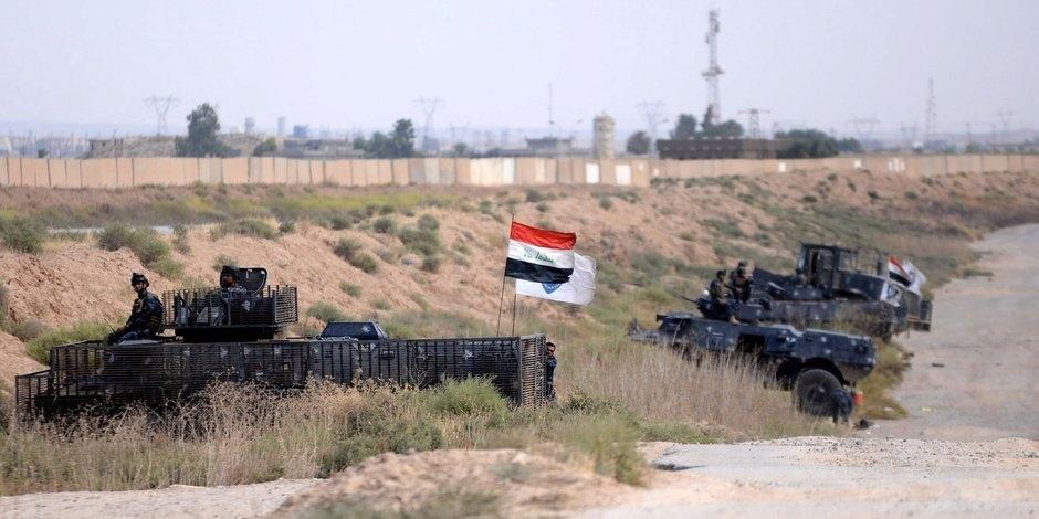 IŞİD'in Suriye'den Irak'a silah sevkiyatı girişimi çökertildi