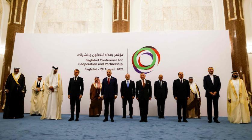 Bağdat zirvesinde 'Irak hükümeti ve bölge barışına destek' kararı