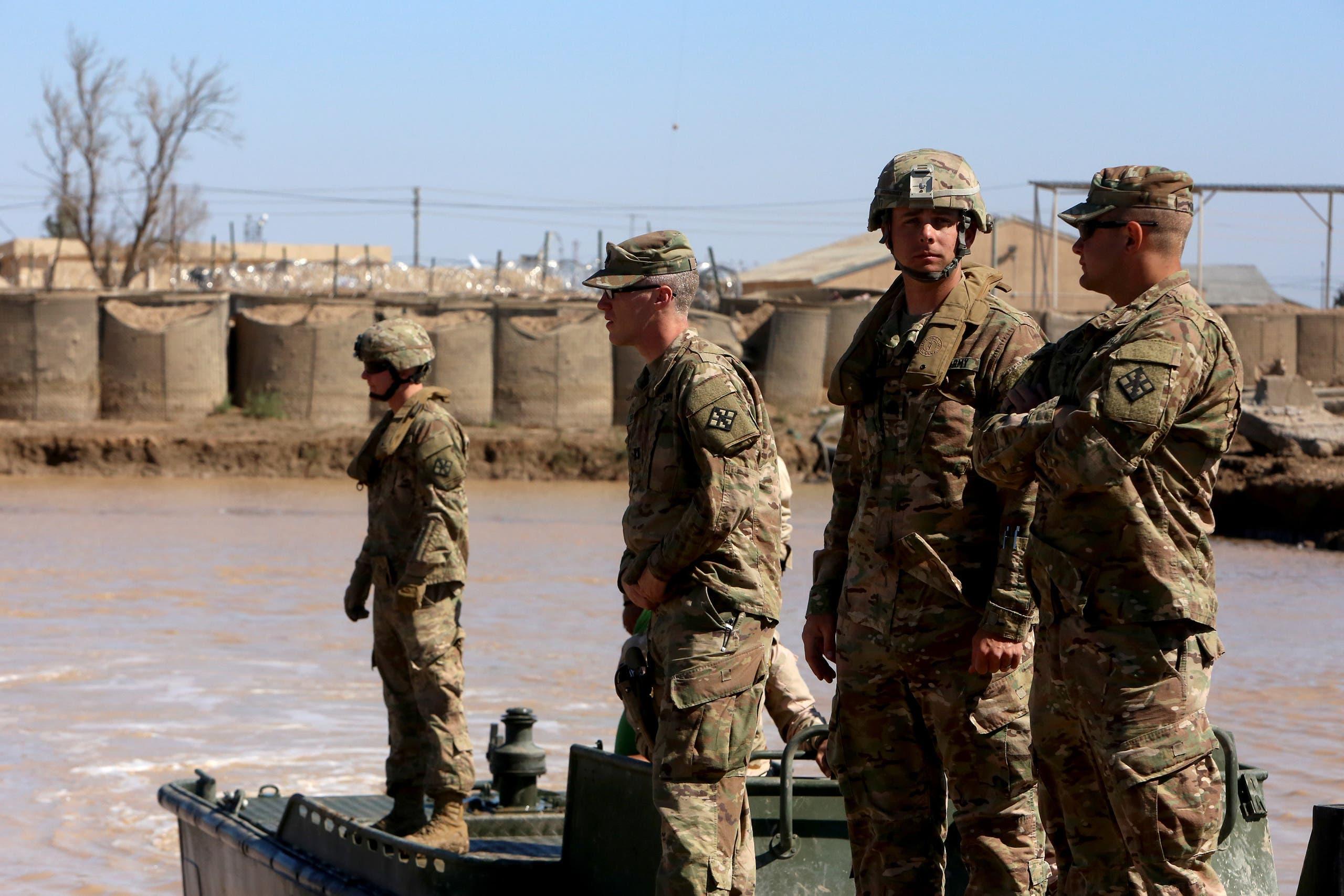 """Irak: """"ABD'nin muharip güçleri ülkeden çekiliyor"""""""