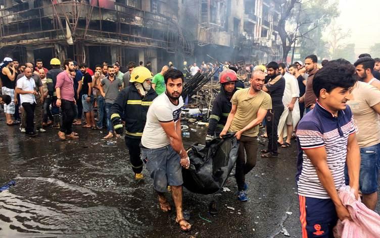 Kazımi: Yüzlerce kişinin ölümünden sorumlu IŞİD'li tutuklandı!