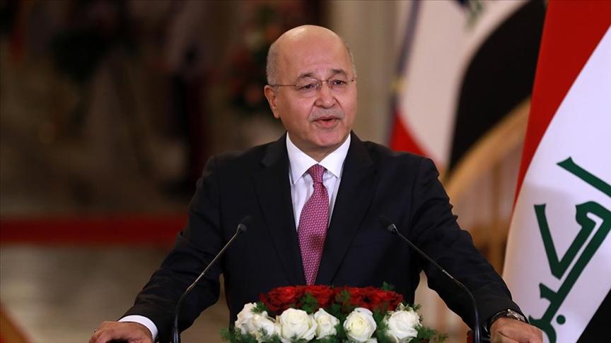 Berhem Salih: Irak, mevcut sistemle yönetilemez!
