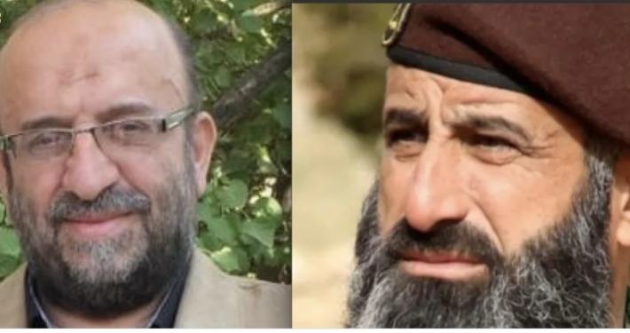 Lübnan ve Suriye'de İran milislerinin 2 önemli komutanı öldürüldü!