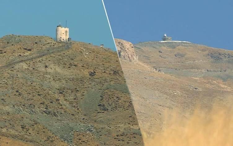 İran, Kürdistan sınırlarındaki tepelerde 57 karakol kurdu