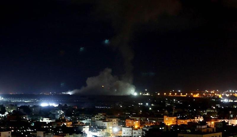 İsrail'den, Suriye'nin Kuneytra bölgesine füze saldırısı