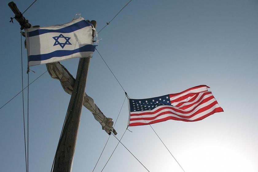"""İsrail ve ABD İran'a karşı Ortadoğu'da """"uçuşa yasak bölge"""" ilan edecek!"""