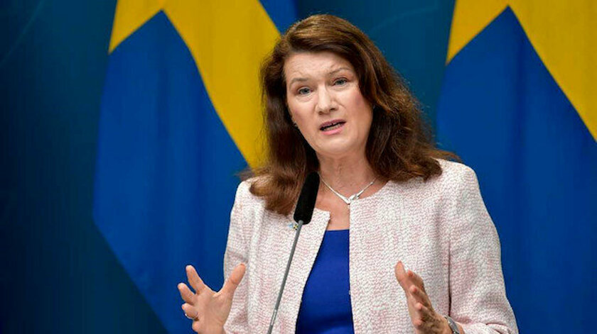 İsveç: Taliban'ı Afganistan konusunda zorlayacağız
