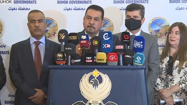 Kürdistan ve Irak Parlamentosu ortak komisyonundan saldırılar hakkında açıklama!
