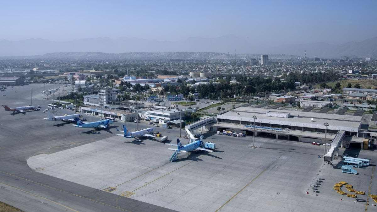 Pentagon'dan açıklama: Kabil Havalimanı bölgesinde patlama!