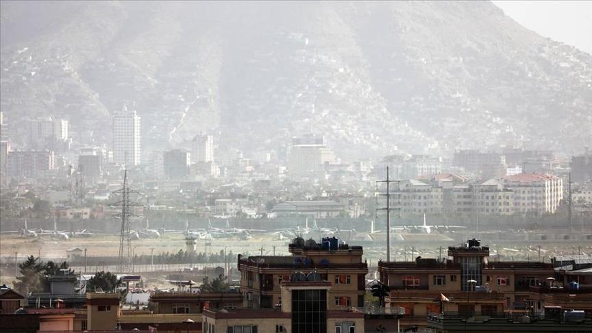 CENTCOM'dan, Kabil'de IŞİD noktasına hava saldırısı!