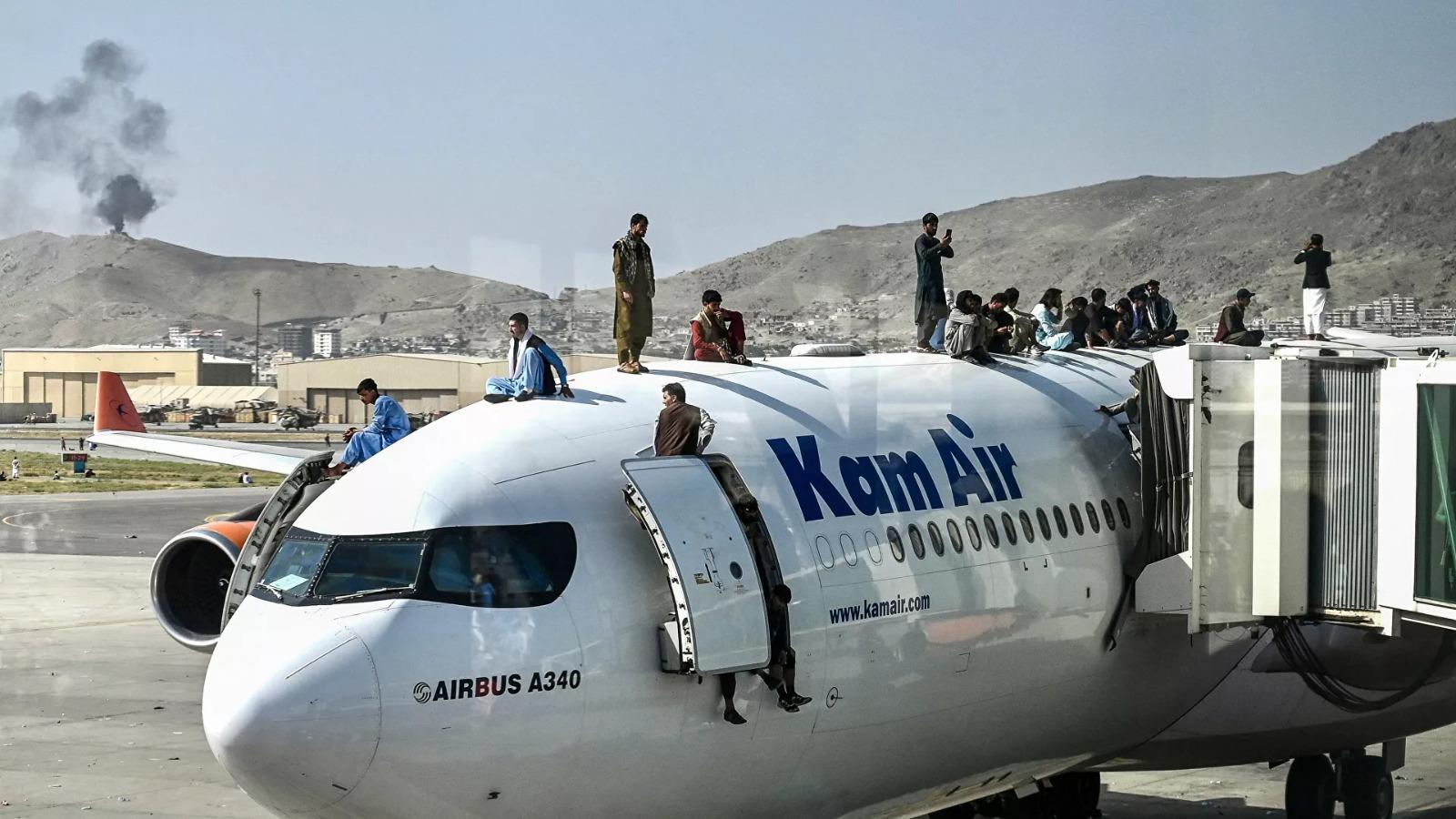 ABD: Kabil Havalimanı için Türkiye ve Katar ile temastayız!