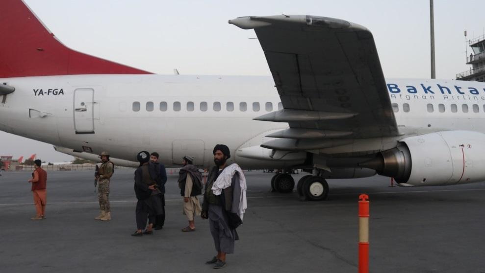 ABD: Son uçuşta birçok ülkenin vatandaşı Afganistan'dan ayrıldı!