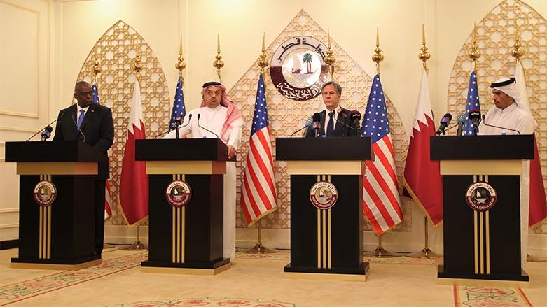 ABD ve Katar'dan Taliban'a ortak mesaj!