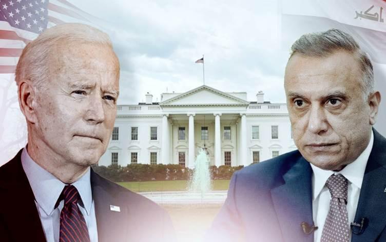 Kazımi, Biden ile görüşmesinde 2008'deki anlaşmayı hayata geçirme hedefinde!