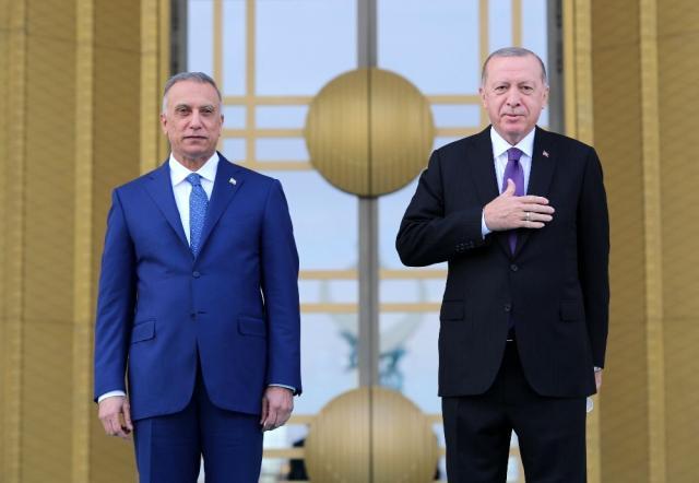 Kazımi, Erdoğan'ı Bağdat'ta gerçekleşecek zirveye davet etti!