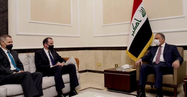 ABD heyeti: Irak'tan çekilmeyeceğiz!