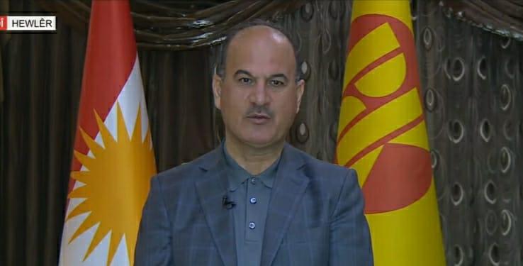 KDP'li yetkiliden PKK açıklaması: Kuruluş amacı belli değil!