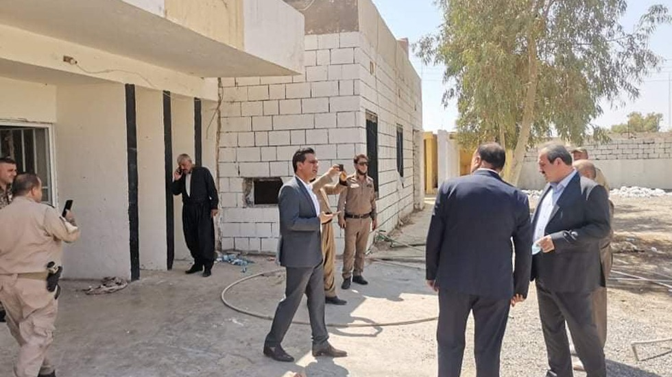 KDP, Mahmur'daki ofisini yeniden açıyor!