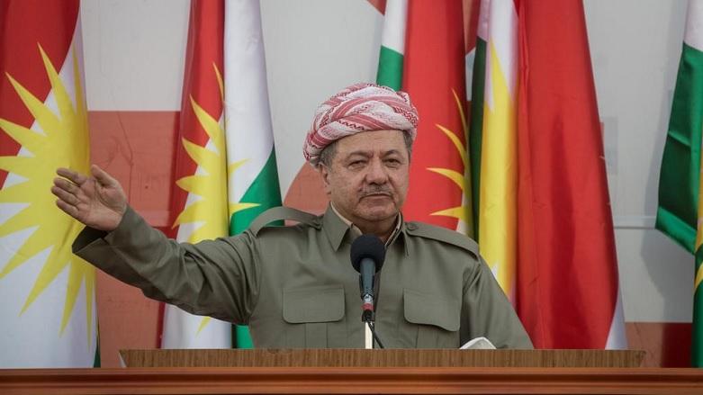 """Başkan Barzani Ofisi'den KDP mesajı: """"Birliğe vesile olsun"""""""