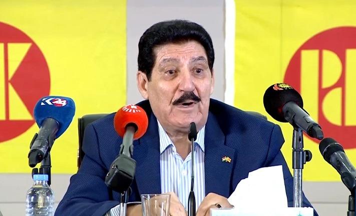"""KDP: """"Kürdistan'da tüm kazanımlar korunmalı"""""""