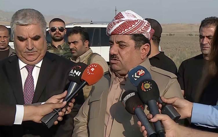 KDP Musul: PKK engel çıkarıyor, Şengal'e gideceğiz