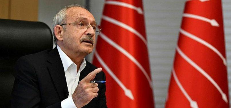 Kılıçdaroğlu'ndan Soylu iddiası: Edindiği tüm bilgileri Bahçeli ile paylaşır!