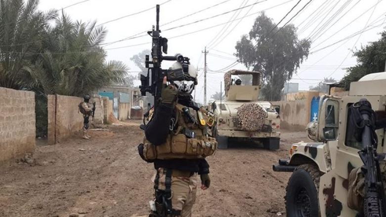 Irak ordusundan IŞİD'e kapsamlı operasyon: 4 kişi yakalandı!