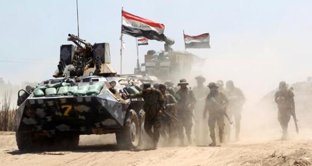 Kerkük'ten çekilen Irak ordusu birlikleri görev yerlerine döndü