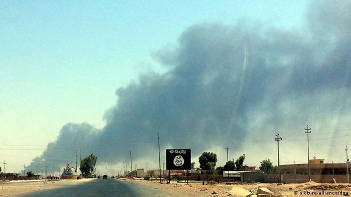 Kerkük'te IŞİD'e ait 5 üsse hava saldırısı!