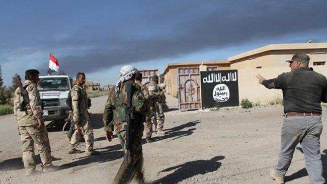 Kerkük'te eylem hazırlığındaki IŞİD teröristleri yakalandı!