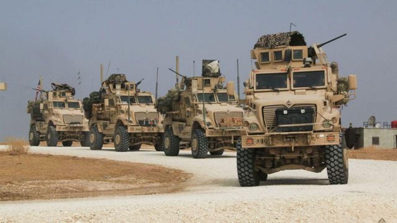 Koalisyon'dan Rojava'daki üssüne büyük askeri takviye!