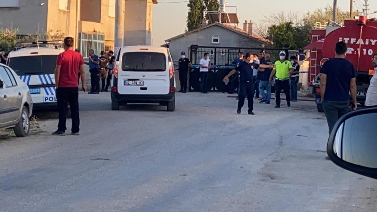 Konya'da Kürt aileye silahlı saldırı: 7 ölü