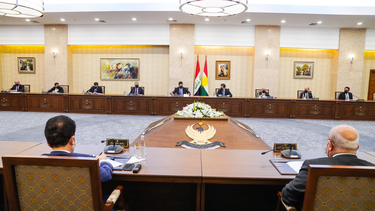 Soran ve Zaho ilçelerinin bağımsız idare olması kararı!