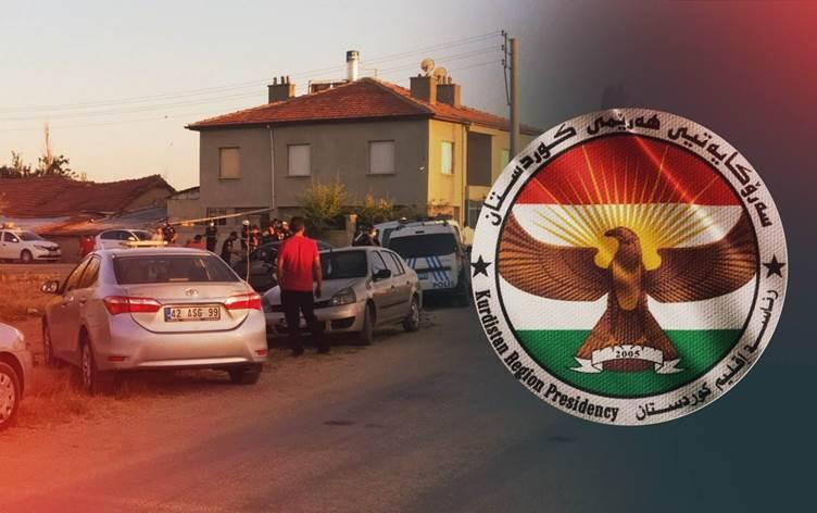 Konya'daki Irkçı saldırıya Kürdistan'dan tepki!