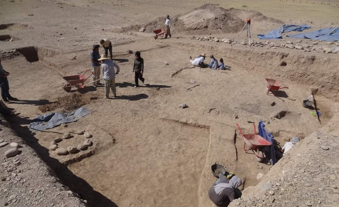 Kürdistan'da yeni keşif: 4 bin 300 yılına ait kil bulundu!