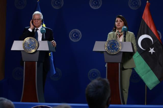"""AB: """"Güvenlik reformu için Libya'ya yardıma hazırız"""""""