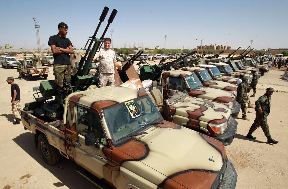 Libya: Suriyeli paralı askerler Tunus'tan sızmadı!