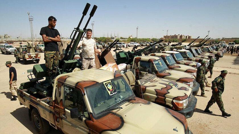 Libya: Orduyu birleştirmek zor olacak!