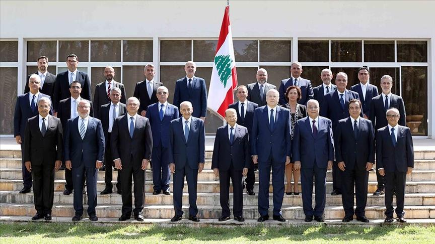 Lübnan'da yeni hükümet güvenoyu aldı!