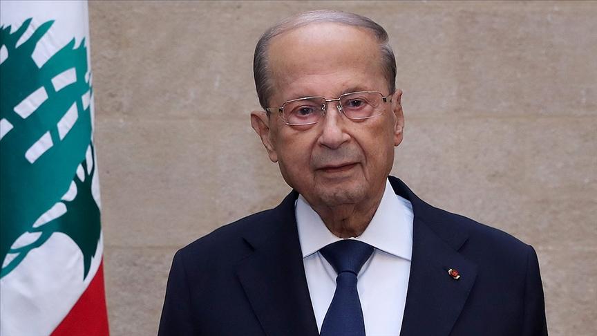 Lübnan Cumhurbaşkanı'ndan Beyrut patlamasına ilişkin açıklama