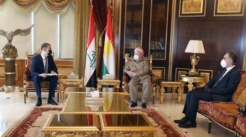 Macaristan Başbakanından Başkan Barzani'ye tebrik mektubu!