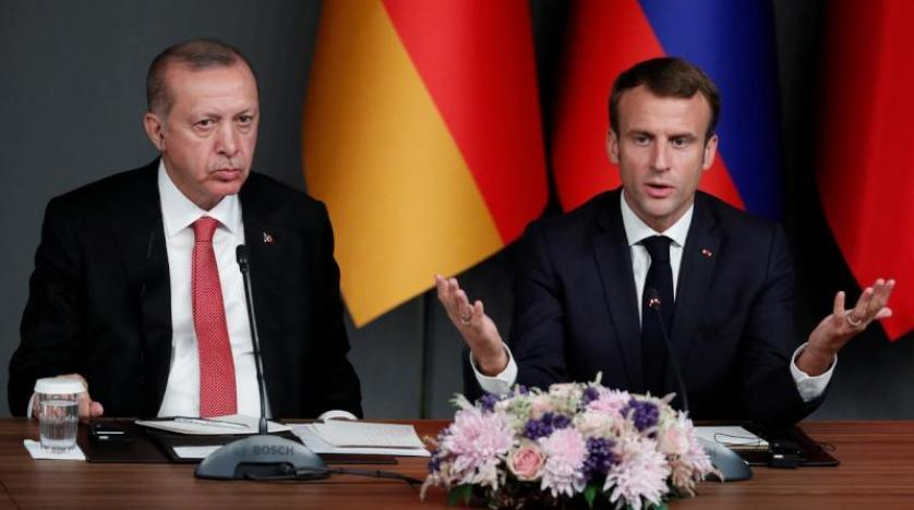 Macron: Erdoğan'la özellikle 'o konu' hakkında görüşmek istiyorum!