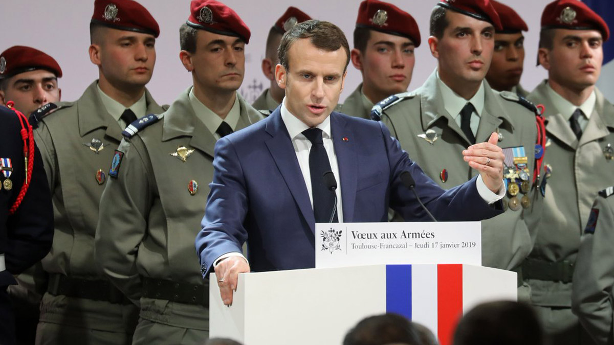 Macron'dan önemli açıklama: Seferber olmalıyız!