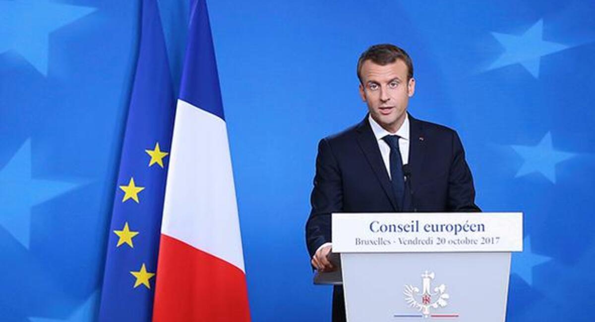 Macron'dan Paris'teki 1961 katliamına ilişkin açıklama!