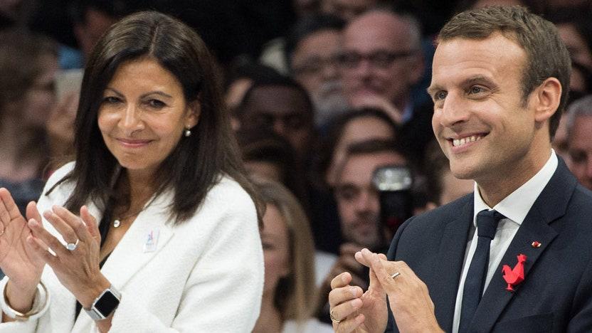 Paris Belediye Başkanı, Cumhurbaşkanlığı adaylığını açıkladı!