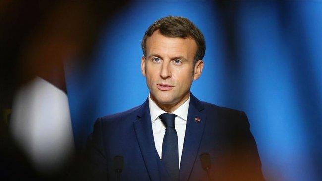 Macron'dan zirve yorumu: Irak için bir zafer