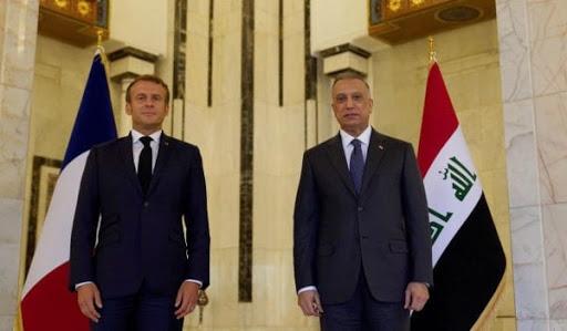 Macron'dan Bağdat'a ikinci ziyaret: Konferansa davet edildi