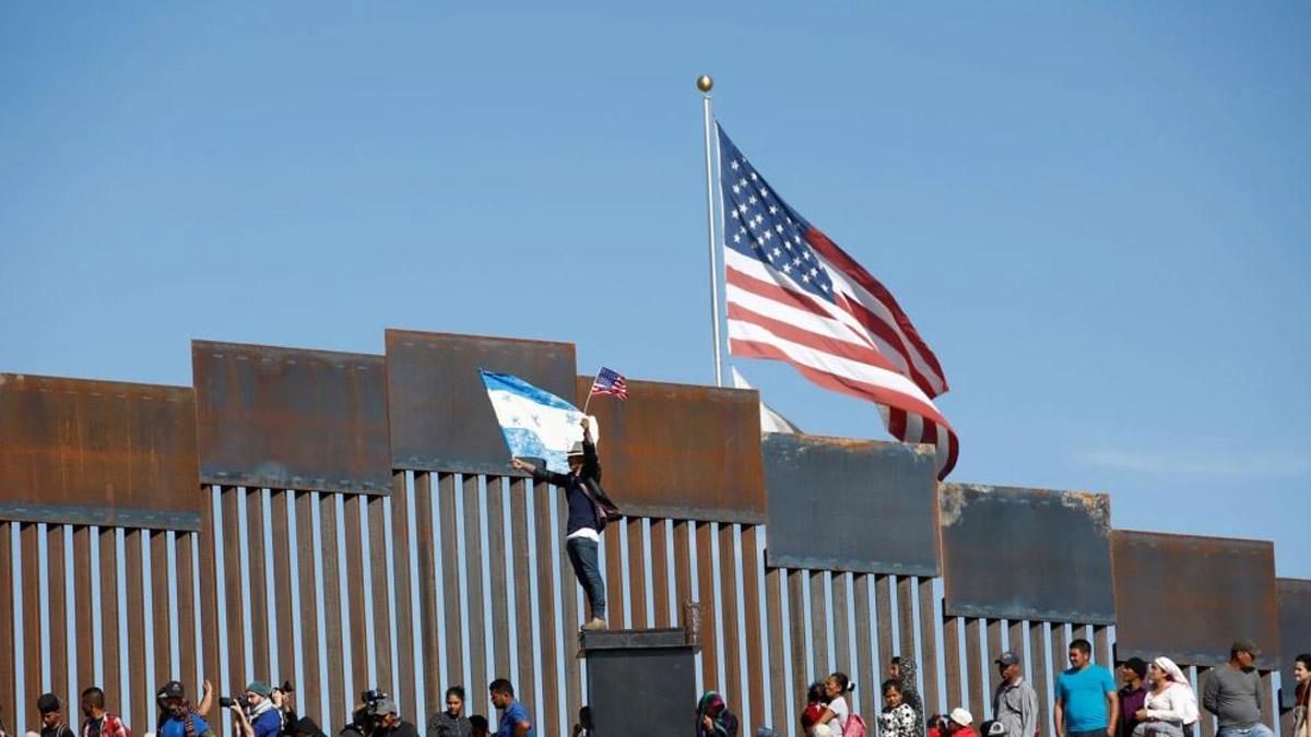 ABD sınırında yakalanan göçmen sayısı 1 milyonu aştı!
