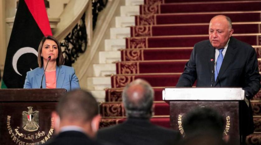 Mısır: Tüm yabancı güçler derhal Libya'dan çekilmeli!