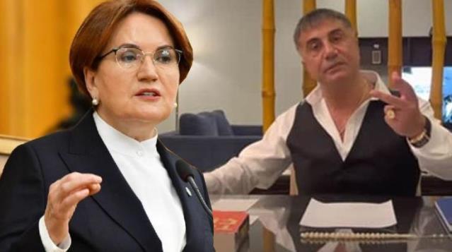 Akşener'den Sedat Peker açıklaması: Gözden kaçan bir şey var!